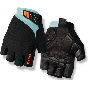 Giro Monaco II Gel Gloves Frost/Charcoal/Vermillion